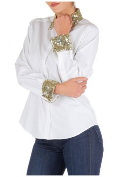 Women's shirt long sleeve(118334349)