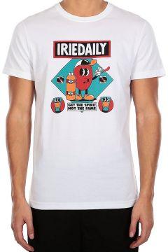 Iriedaily Get the Spirit T-Shirt wit(116554770)