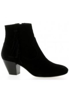 Boots Giancarlo Boots cuir velours(127908727)