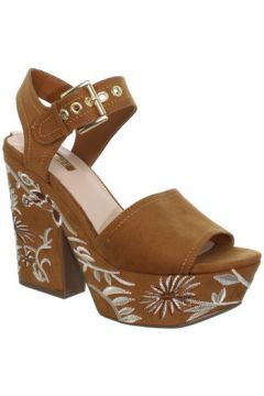 Sandales Guess Sandales Caralina2 ref_guess40565-beige(88663056)