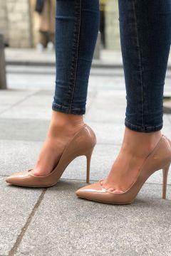 Jabotter Karamel Kadın Topuklu Ayakkabı(120834677)