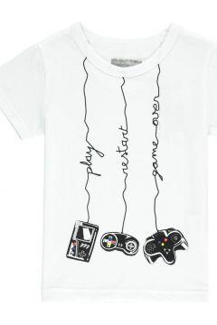 T-Shirt Video Geek Tyler(113612185)