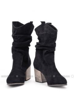 Black - Boot - Boots - Just Shoes(110336940)