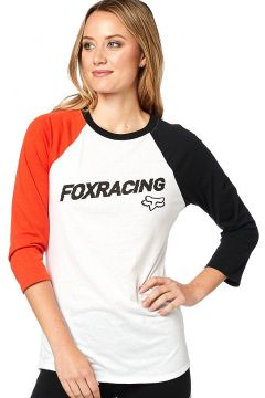 Fox Struck Longsleeve T-Shirt wit(104308981)