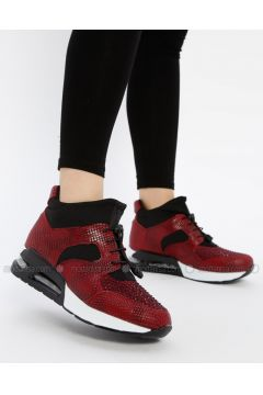 Maroon - Casual - Shoes - Spenco(110334595)