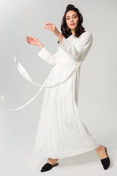 Robe MİHA Blanc(119069943)