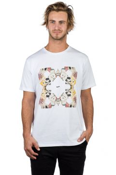 bunth Mirror T-Shirt wit(85174806)