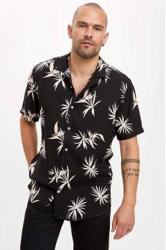 DeFacto Erkek Tek Cepli Modern Fit Gömlek(119063085)