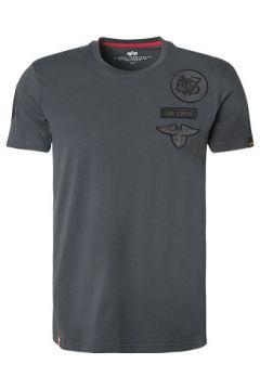 ALPHA INDUSTRIES T-Shirt Air Crew 196519/136(110899216)