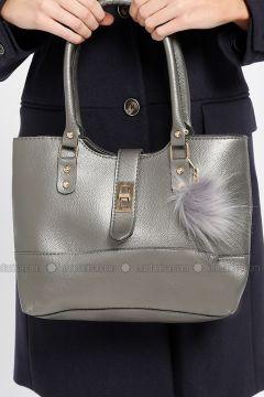 Gray - Shoulder Bags - Cher Lloyd(110318929)