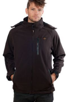 Polaire Geographical Norway Softshell Tony Hood Choco(115454974)