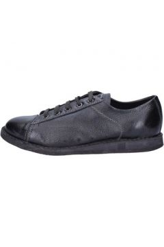 Chaussures Moma sneakers noir cuir BT185(115442750)