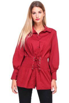 Tunique Cendriyon Tuniques Bordeaux Vêtements Femme(115498742)