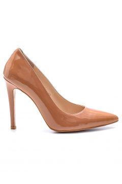 Derimod Hakiki Deri Nude Kadın Ayakkabı(120753287)