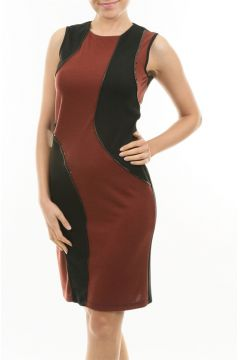 Caramel Siyah Elbise(113964718)