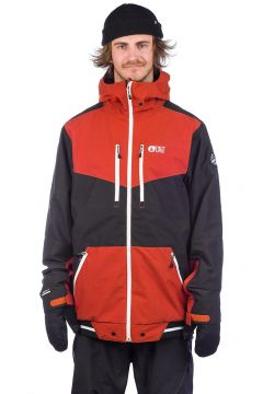 Picture Panel Jacket rood(96182095)