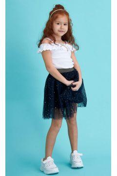DeFacto Kız Çocuk Puantiyeli Etek(119060107)