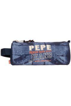 Trousse Pepe jeans Trousse Dales ref_ser41466 bleu(115556507)