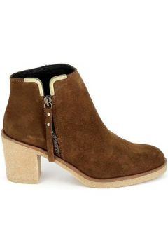 Bottines Porronet Boots 4032 Marron(115460270)