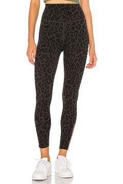 Леггинсы leopard zipper - LNA(117083761)