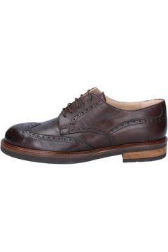 Ville basse Fdf Shoes élégantes marron cuir BZ358(115398929)
