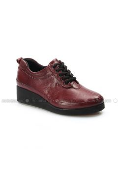 Maroon - Casual - Shoes - Fast Step(110317676)