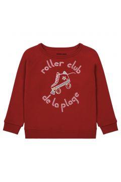 Sweatshirt mit Stickerei Roller Club de la Plage(117296195)