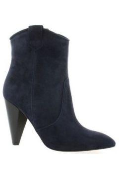 Bottes Fremilu Boots cuir velours(98530628)
