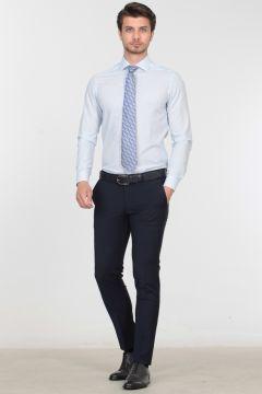 Kip Slim Fit Lacivert Chıno Pantolon(114823727)