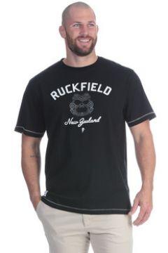 T-shirt Ruckfield T-shirt rugby noir Maori(115625290)