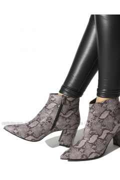 Gray - Boot - Boots - ROVIGO(110340387)