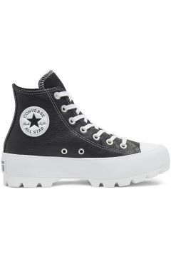 Lugged Leather Chuck Taylor All Star Black(119290970)