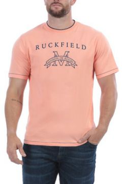 T-shirt Ruckfield T-shirt d\'été orange(115535331)