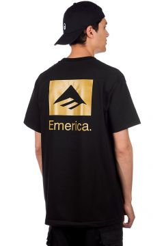 Emerica Brand Stack T-Shirt zwart(85191767)