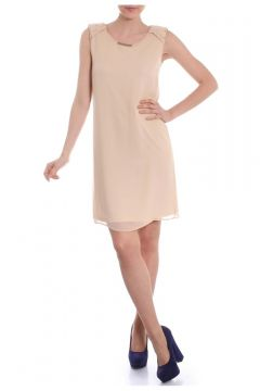 Limon Omuz Detaylı Elbise(114209400)