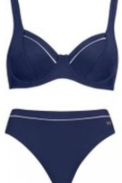 Bügel Bikini Naturana marine-weiß(111512834)