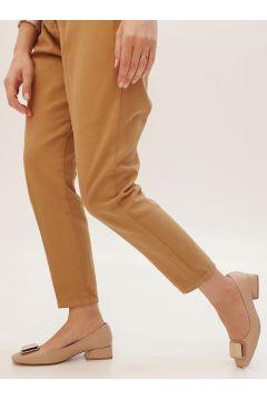 Marjin Kadın Bej Topuklu Ayakkabı(121101450)