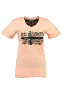 T-shirt Geographical Norway T-shirt Femme Jbeauté(115421998)