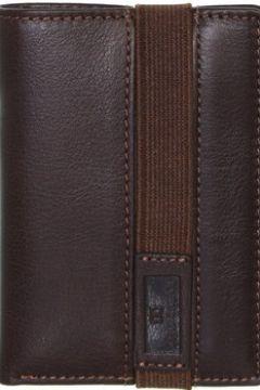 Portefeuille Katana Porte-cartes David William en cuir ref_lhc39317-marron(88453662)