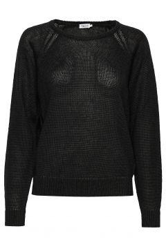 Natalie Sweater Strickpullover Schwarz FILIPPA K(115807244)