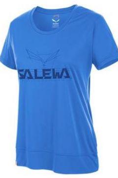 T-shirt Salewa Puez Mountain Dry W S/s Tee 25646-3420(127914663)