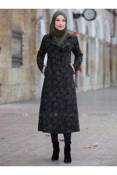 Khaki - Unlined - Topcoat - Rana Zenn(110331721)