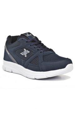 LUTTOON Erkek Siyah Büyük Numara Spor Ayakkabısı 45-46-47-48(121599394)