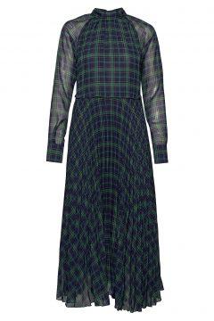Nima Long Dress Kleid Knielang Grün BIRGITTE HERSKIND(114163955)