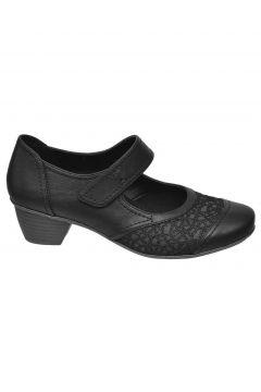 Easy Street Comfort Siyah Kadın Klasik Topuklu Ayakkabı(116815713)