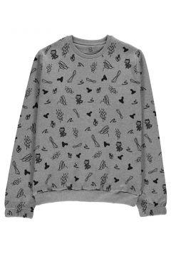 Sweatshirt Fantasie Muster Lund(112328331)