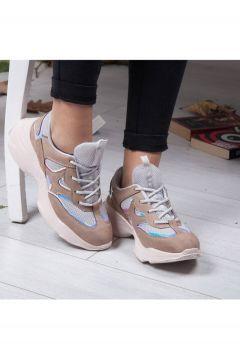 TIFFANY&TOMATO Tiffany Tomato Pudra Kadın Spor Ayakkabı(110940941)