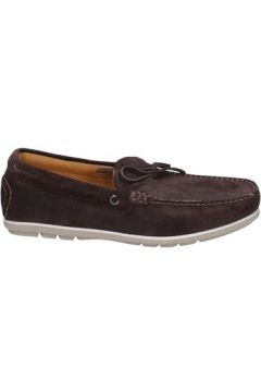 Chaussures K852 Son mocassins marron daim BT920(98485325)