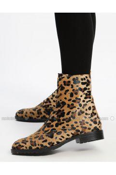 Brown - Boot - Boots - DERİGO(110339512)