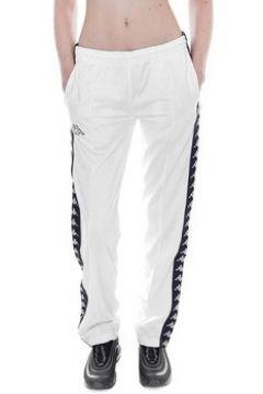 Pantalon Kappa 222 BANDA WASTORIA SNAPS SLIM BIANCHI(115478098)